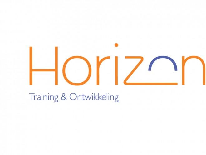 Logo Horizon training en ontwikkeling.