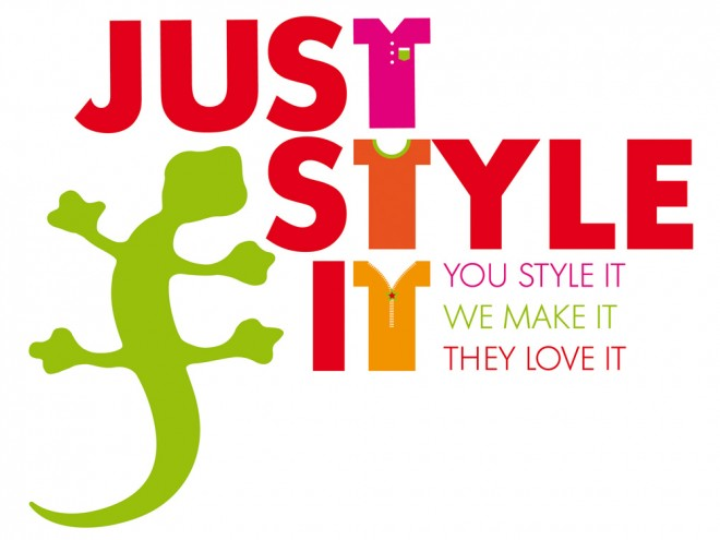 Logo just style it.