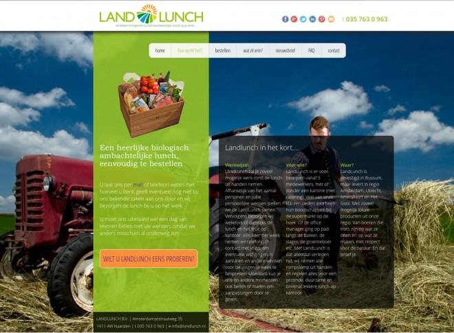 LandLunch-website